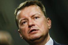 Mariusz Błaszczak jest przekonany, że Donald Tusk poległ przed komisją do sprawy Amber Gold.
