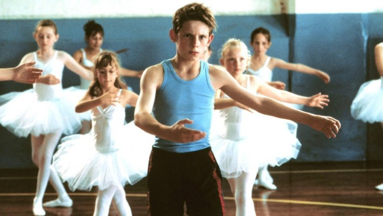 """Billy Elliot"" reż. Stephen Daldry"