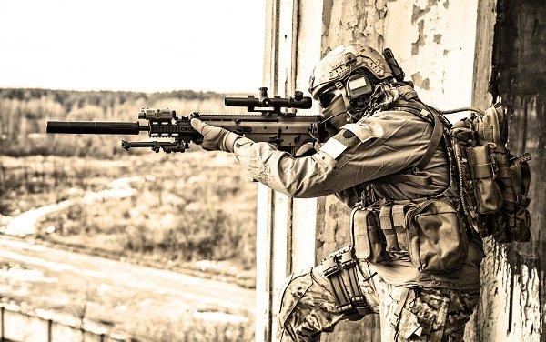 Snajperzy GROM to światowa elita wśród żołnierz