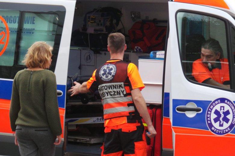 Ratownicy nie chcą żeby w serialu zniechęcano ludzi do udzielania pierwszej pomocy.