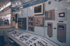 Sterownia reaktora MARIA przywodzi na myśl stare filmy science-fiction