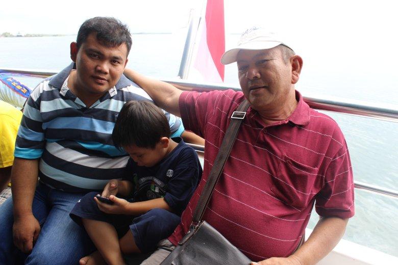 Edi z synami