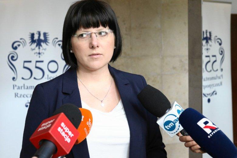 Kaja Godek tłumaczy pedofilię w Kościele.