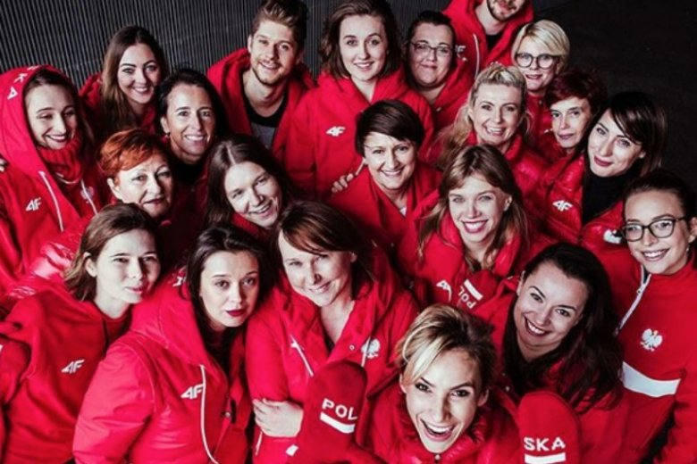 Za przygotowaniem kolekcji olimpijskiej stoi cały zespół, który musi mieć na względzie wiele istotnych szczegółów