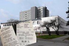 Parking przy szpitalu w Puszczykowie kosztuje 30 zł za... godzinę.