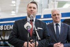 Czy Przemysław Czarnek z PiS straci medal UMSC? Tego domaga się ponad pół tysiąca sygnatariuszy apelu do rady lubelskiej uczelni.