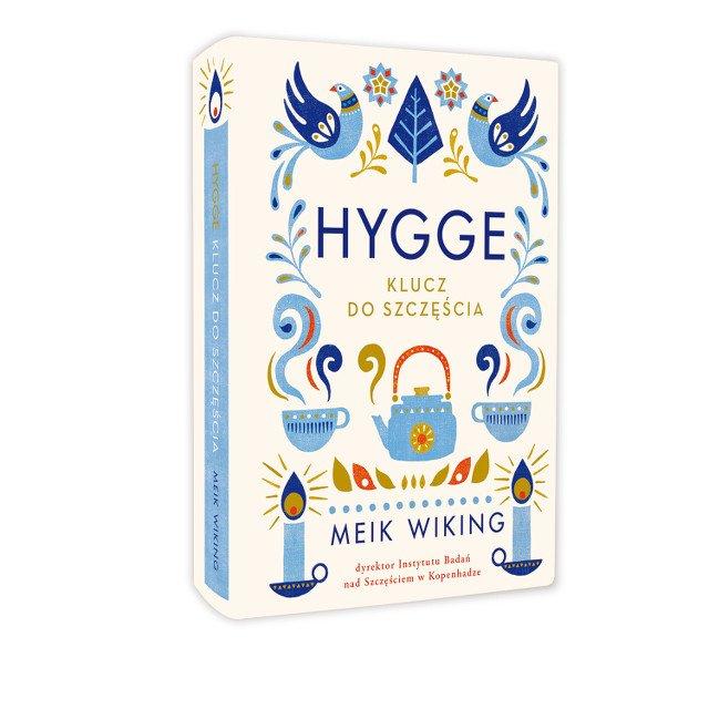 """""""Hygge. Klucz do szczęścia"""" już w księgarniach."""