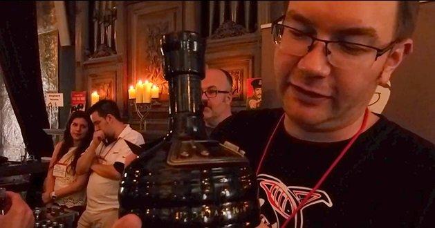 Utopias 10-th Anniversay. 27% alkoholu. Miałem okazję spróbować tego piwa latem tego roku, podczas Europejskiej Konferencji Blogerów Piwnych. Niezapomniane wrażenia.