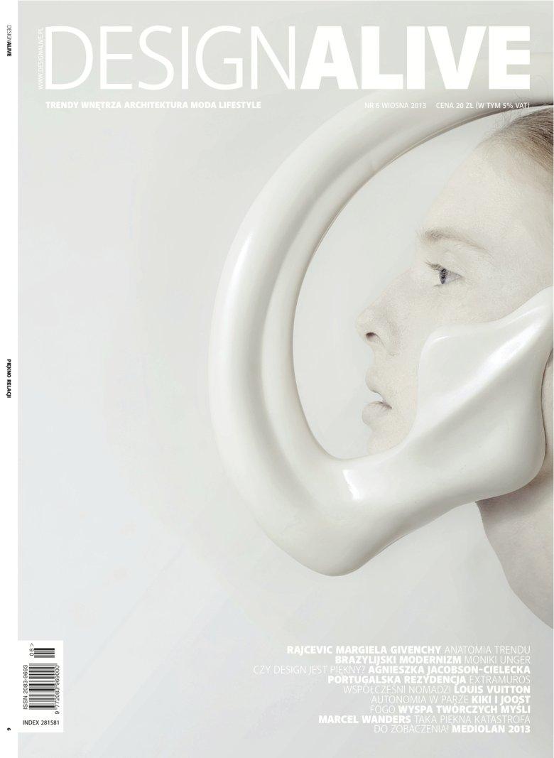 Magazyn nr 6 - jest aktualnie w sprzedaży w Empikach.