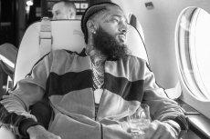 Raper Nipsey Hussle został zastrzelony 31 marca przed swoim sklepem odzieżowym Marathon Clothing w Los Angeles.