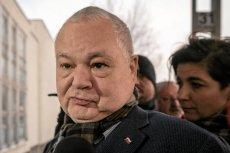 Glapiński zapewniał dziennikarzy, że były prezes KNF wyjdzie z aresztu jeszcze w tym miesiącu