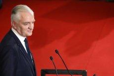 Jarosław Gowin wciąż nie przekonał kierownictwa PIS do swojego projektu reformy szkolnictwa wyższego.