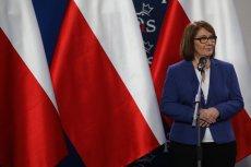 Beata Mazurek od 11 stycznia jest wicemarszałkiem Sejmu.