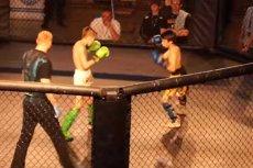 12-latek ciężko znokautowany na gali MMA
