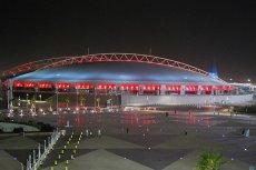 FIFA odwołała Mistrzostwa Świata w Katarze w 2022 roku. Nie odbędą się w czerwcu, ani lipcu. Tak wyglądała wizualizacja stadionu, na którym miał odbyć się mecz otwarcia.
