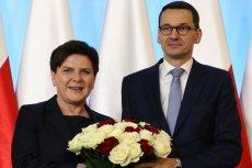 Mateusz Morawiecki i Beata Szydło wydali duże pieniądze na PR i marketing.