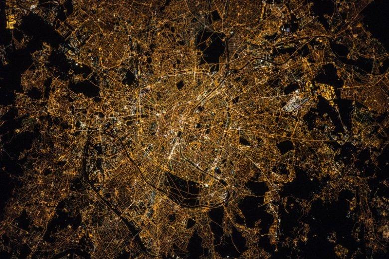 Paryż - stolica światła