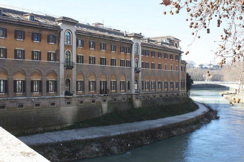 Rzymski szpital Fatebenefratelli wciąż funkcjonuje