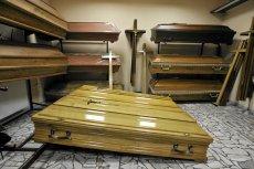 Zakład Pogrzebowy A.S. Bytom istnieje tylko w internecie.