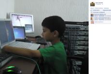 Ayan Qureshi marzy o tym, by w przyszłości założyć własną firmę komputerową.