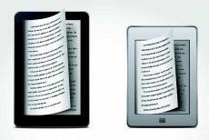 Czytniki e-booków stają sięcoraz populrniejsze