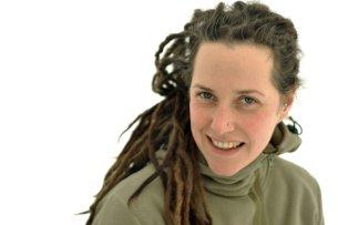 Kasia Guzek, rzeczniczka prasowa Greenpeace