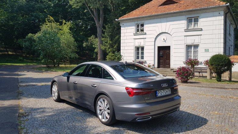 Audi A6 5.0TDI kosztuje więcej niż kawalerka w Warszawie.