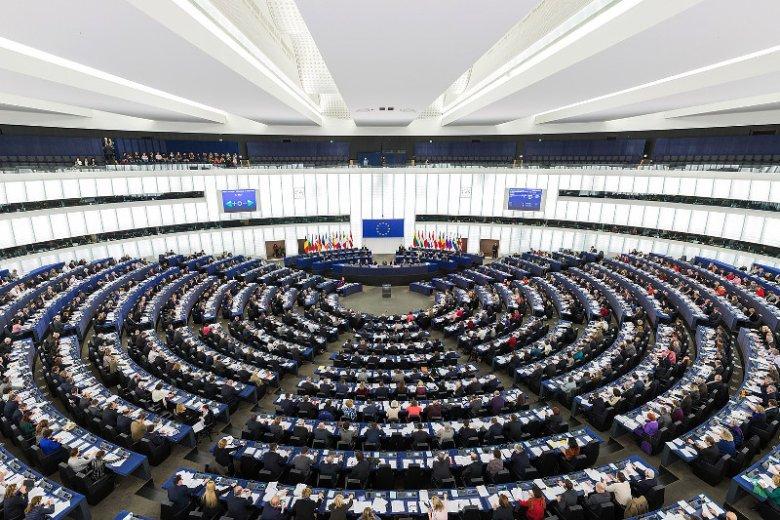 Wybory do europarlamentu odbywają się co 5 lat.