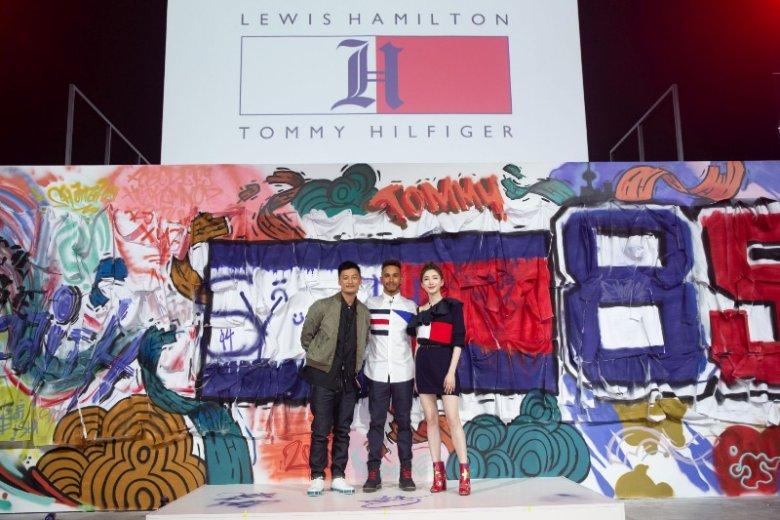 Lewis Hamilton ujawnił fanom logo kolekcji
