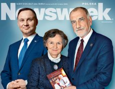 """Tekst pt. """"Wychowanie i klękanie"""" autorstwa Renaty Grochal w najnowszym """"Newsweek Polska"""""""