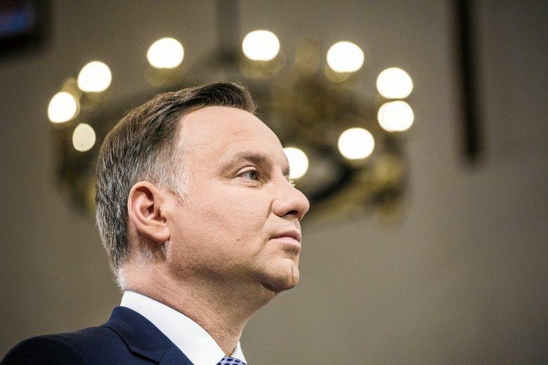 Andrzej Duda zapowiedział referendum w sprawie Konstytucji RP.