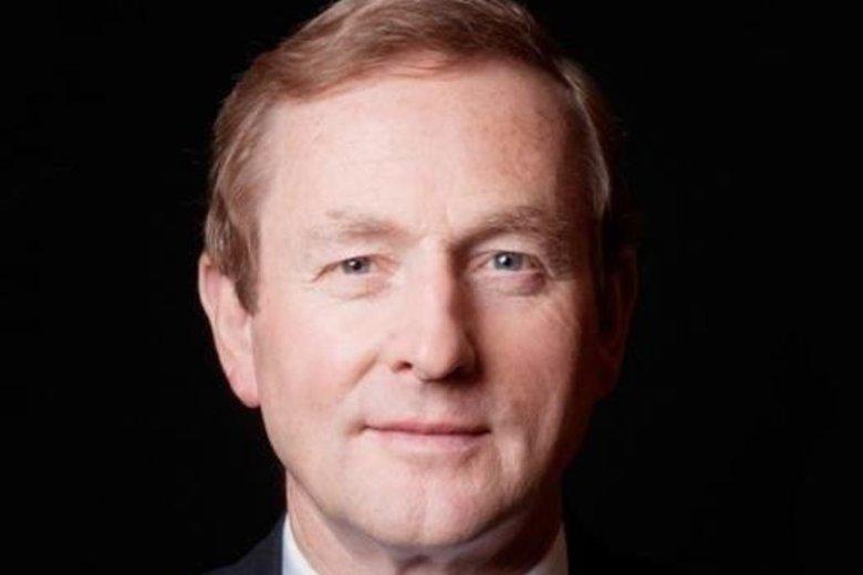 Enda Kenny jest szefem partii od 15 lat.