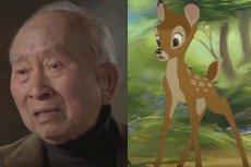 Nie żyje twórca jelonka Bambi. Tyrus Wong zmarł w wieku 106 lat