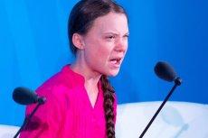 16-letnia Greta Thunberg wygłosiła mocne przemówienie, w którym skrytykowała polityków. Spotkał ją zupełnie niesłuszny hejt