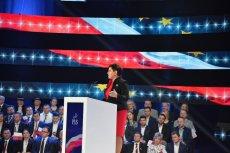 Beata Szydło przekonywała na konwencie PIS, że Europa powinna brać przykład z Polski.