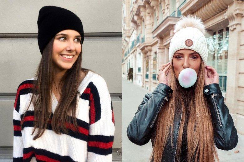 Najprostsza czapka od kilku sezonów jest supermodna - pasuje zarówno do puchówki, jak i eleganckiego płaszcza