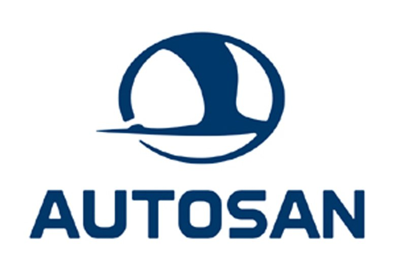 Logo przedsiębiorstwa Autosan.