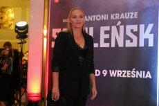 """Dominika Figurska uważa, że praca nad """"Smoleńskiem"""" kosztowałą ją bardzo dużo emocji."""