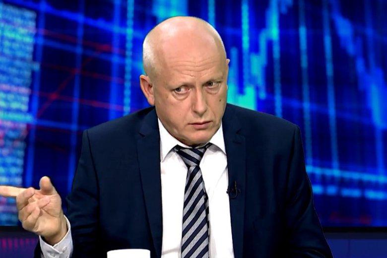 Marcin Karliński utopił w SKOK Wołomin środki wartości średniej wielkości kawalerki