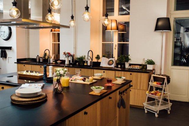 Kuchnia Spotkań IKEA otwarta dla wszystkich Tu można wspólnie ugotować i zje   -> Kuchnia Szeroko Otwarta Domowe Wedliny