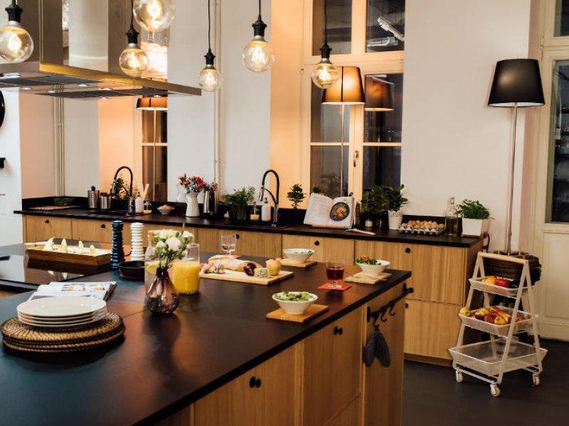 Kuchnia Spotkan Ikea Otwarta Dla Wszystkich Tu Mozna Wspolnie Ugotowac I Zjesc Domowe Jedzenie Natemat Pl