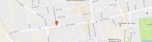 W Piasecznie to jedna z dłuższych ulic w mieście.