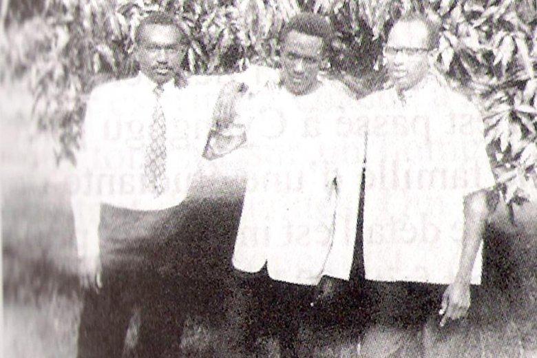 W Rwandzie przed ludobójstwem