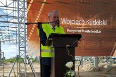 Wojciech Kudelski ciągle jest w szpitalu.