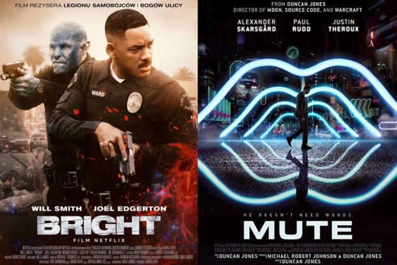 """""""Bright"""" i """"Mute"""" to jedne z najsłabszych filmów wyprodukowanych przez Netflix"""