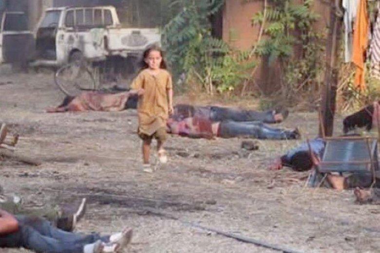 Ta dziewczynka nie ucieka z Aleppo – to kadr z teledysku. Toniemy w morzu fejkowych informacji z Syrii