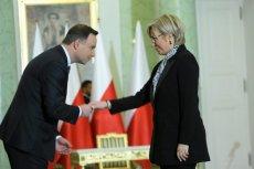 Wybór sędzi  Przyłębskiej na nowego prezesa Trybunału Konstytucyjnego był niezgodny z przepisami.