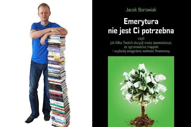 Książka, której nikt nie chciał wydać przyniosła autorowi sukces finansowy