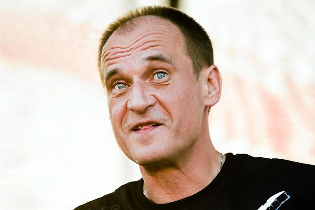 """Paweł Kukiz rzucił wyzwanie prezesowi TVP Jackowi Kurskiemu. """"Jeśli zaprosisz Sandu Ciorbę w przyszłym - jesteś mistrz""""."""