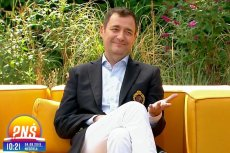 Jacek Rozenek bardzo szybko wraca do zdrowia, choć przeżył bardzo poważny udar